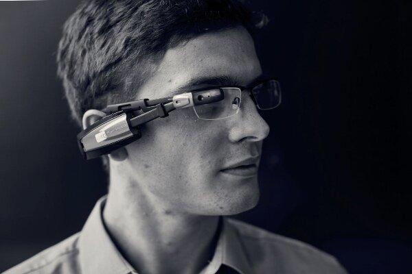 عینک واقعیت افزوده مخصوص صنایع