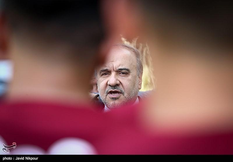 سلطانی فر: پس از آنالیز قرار شد مراسم بدرقه را برگزار کنیم، امیدوارم کشتی و والیبال هم مانند فوتبال آبروداری نمایند