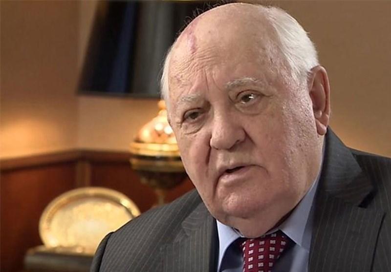 گورباچوف: آمریکا با خروج نظامی از افغانستان از شوروی درس بگیرد