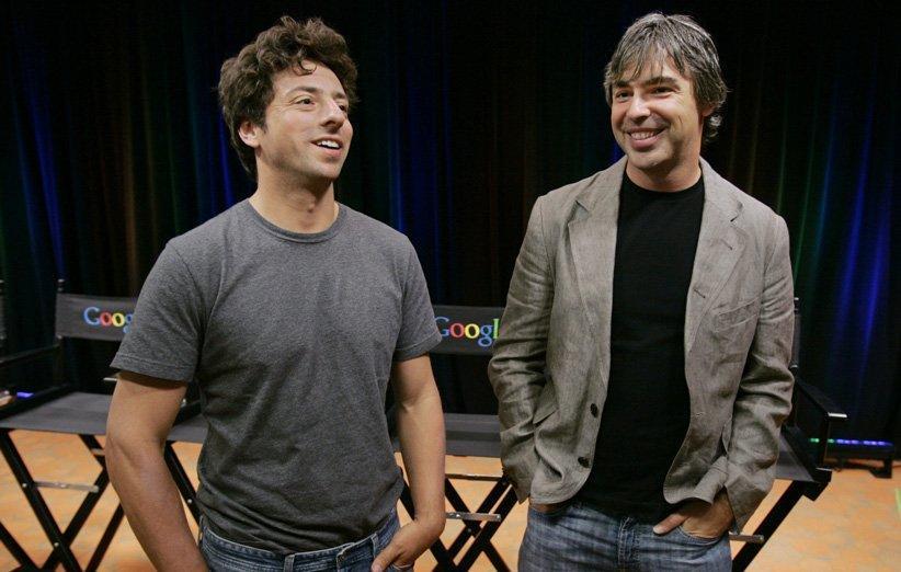 با کناره گیری بنیان گذاران گوگل، ساندار پیچای مدیر آلفابت شد