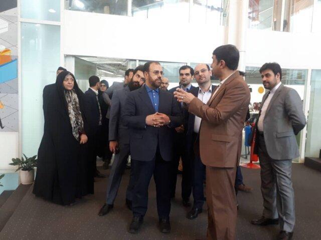 امیری: حمایت از شرکت های دانش بنیان وظیفه دولت، مجلس و قوه قضائیه است