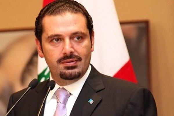رایزنی سعد الحریری با ولید جنبلاط درباره تشکیل کابینه لبنان