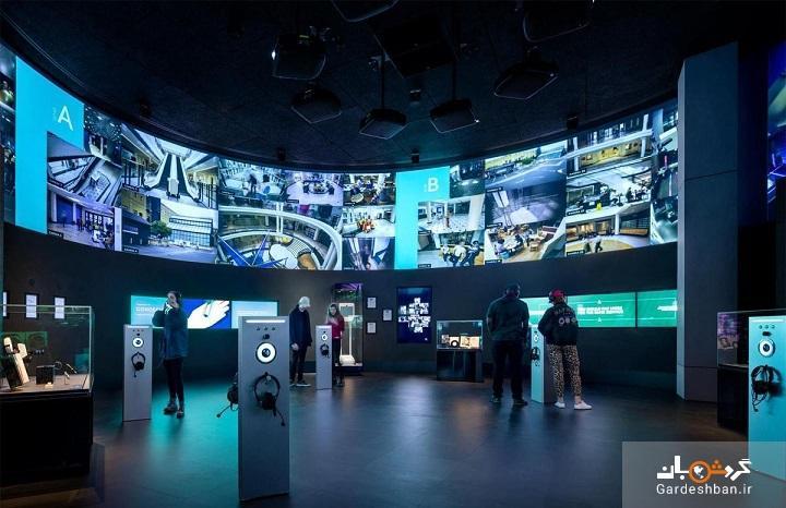 تکنیک روز موزه داری در جهان که ایران از آن عقب مانده است، نقش مهم فناوری های نوین در جذب مردم به موزه ها